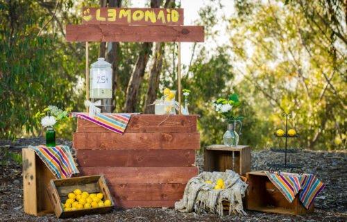 Lemon Ade Stand