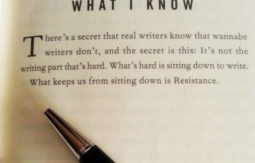 Just Write
